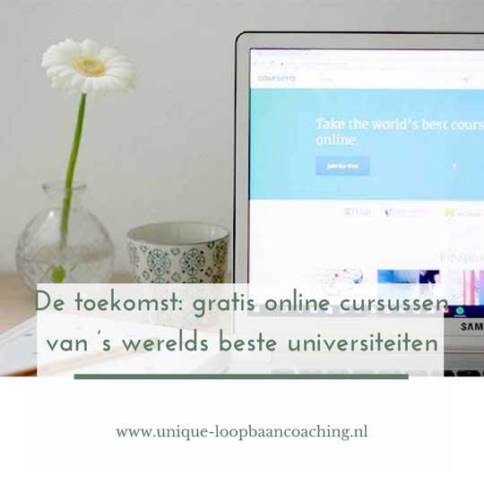 MOOC | gratis online cursussen