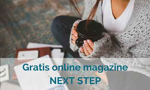 Online Magazine NEXT STEP